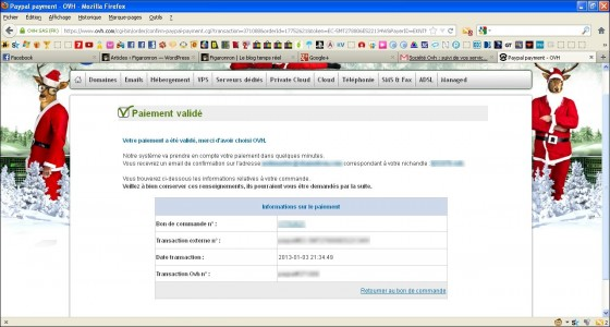 Blog - Payement hebergement 02 (04-01-2013)