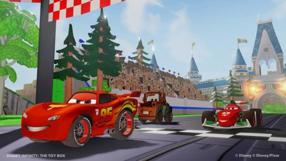 Disney Infinity - Cars 01