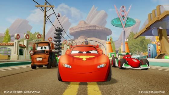 Disney Infinity - Cars 03