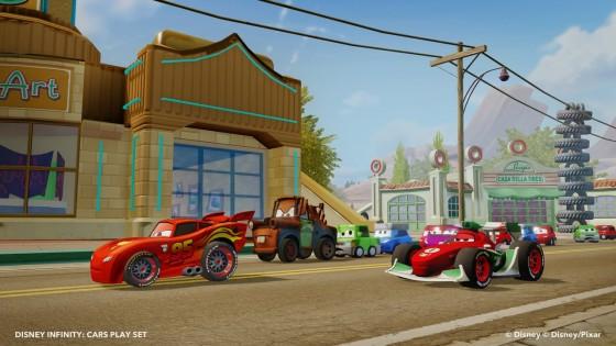 Disney Infinity - Cars 04