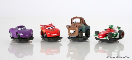 Disney Infinity - Cars 06