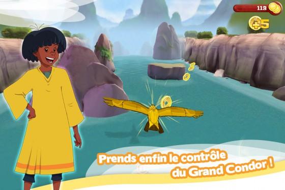 Les mystérieuses cités d'or - Le vol du condor