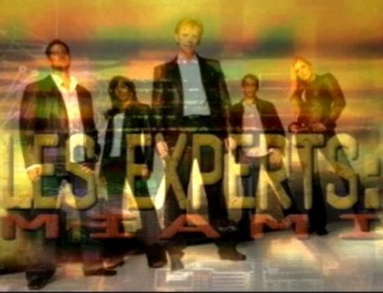 Les experts Miami 01