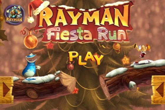 Rayman fiesta run (Noël 2013) 02