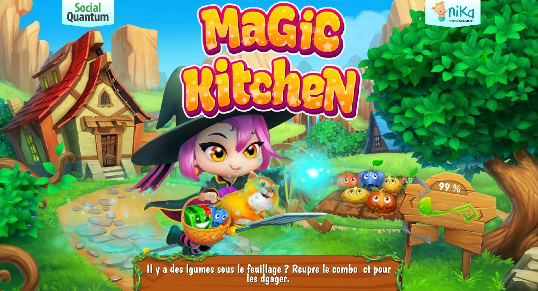 la cuisine magique   figaronron