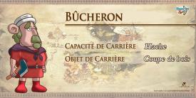 Fantasy Life - Bûcheron