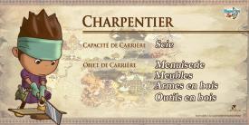 Fantasy Life -  Charpentier
