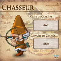 Fantasy Life - Chasseur