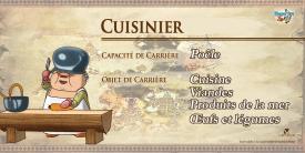 Fantasy Life - Cuisinier