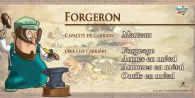 Fantasy Life - Forgeron