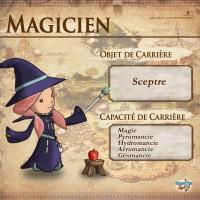 Fantasy Life - Magicien