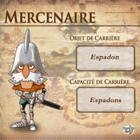 Fantasy Life - Mercenaire