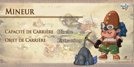 Fantasy Life - Mineur