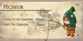 Fantasy Life - Pêcheur