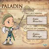 Fantasy Life - Paladin