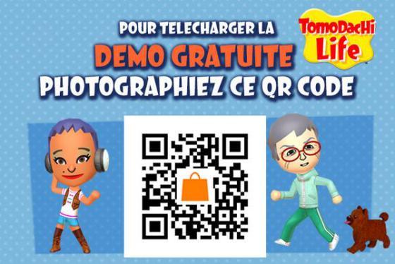 TomodachiLife Demo